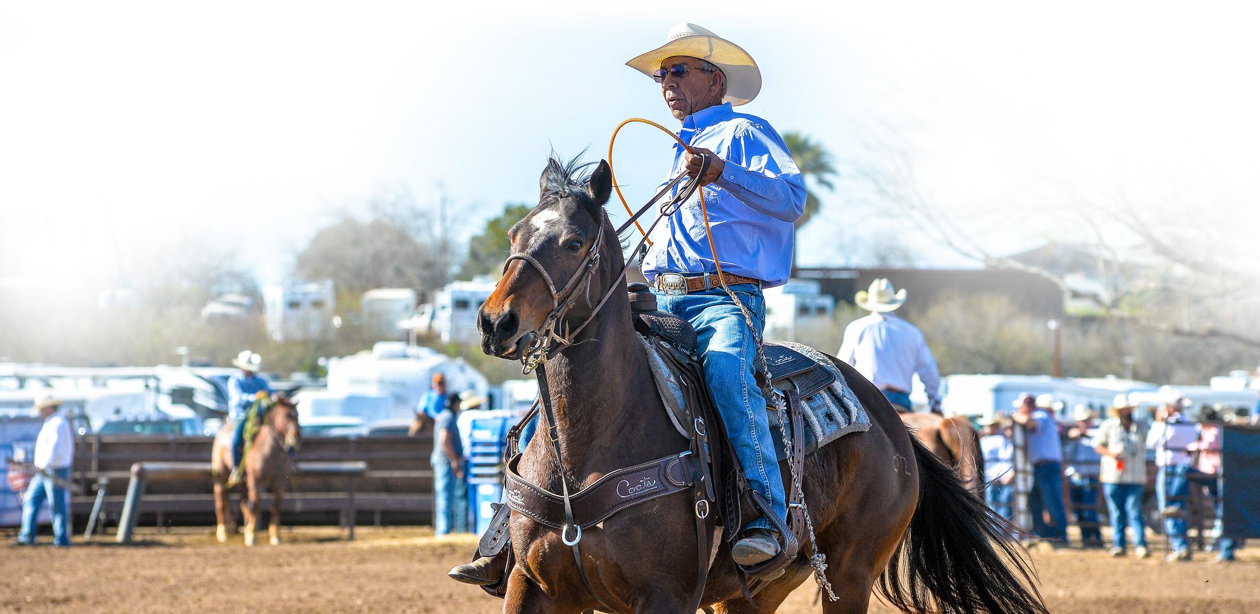 Wickenburg Arizona Roping Events Rancho Rio Horse Rance